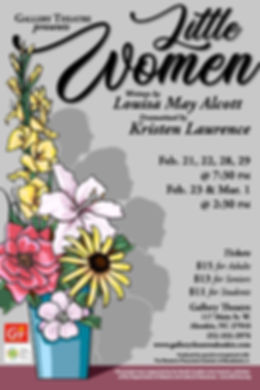 Little Women at the Gallery Theatre