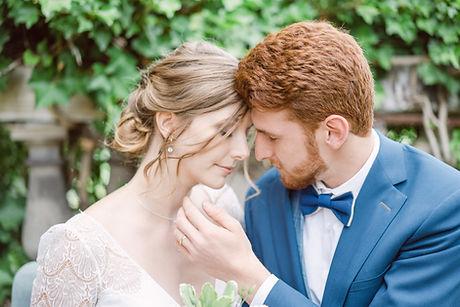 organisation, jour j, wedding organizer, wedding coordinator, blue and white, mariee