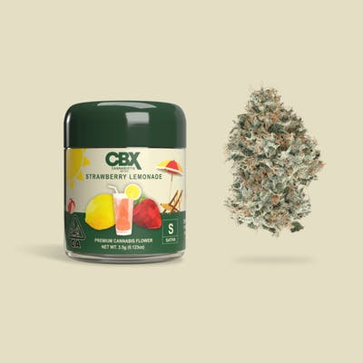 CBX Strawberry Lemonade 3.5G