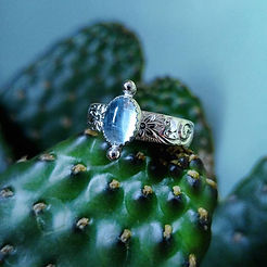 Aquamarine Ring! 💍 Can you say that thr