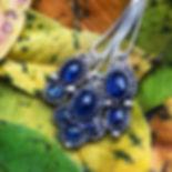 Sneak peek! 🙇🏻♀️ Sapphire Necklaces c