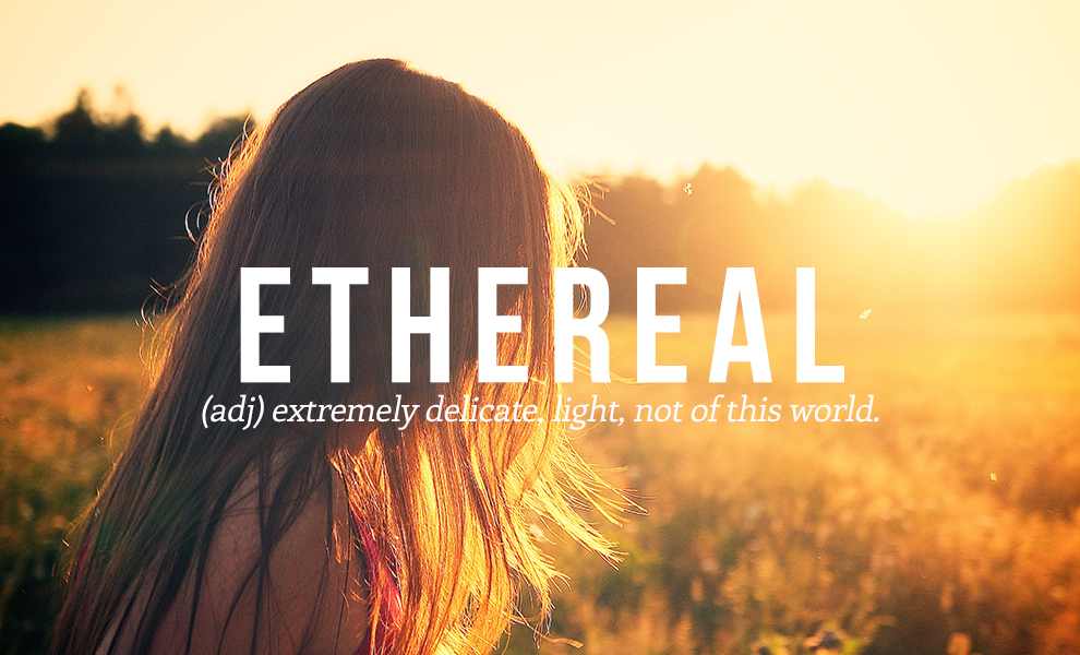Why name my Photography Company Ethereal Film