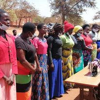 The Opening Ceremony for the Shirley Rose Tailoring Academy