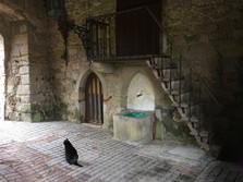 Torhaus mit Schlosskater