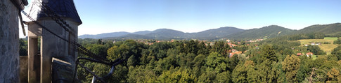 Panorama Perlbachtal