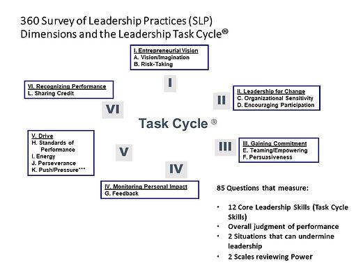 360 Survey of Leadership Practices (SLP)
