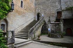 Haupttreppe Schloss