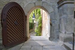Eingangstor zum Haupthof