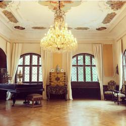 Musiksaal Schloss Egg