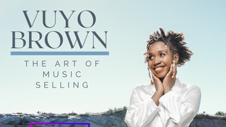 Vuyo Brown's solid vocals and writing sets her apart.