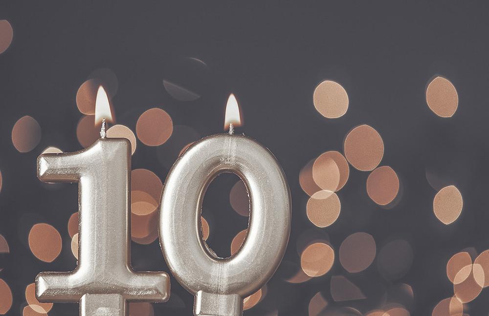 2012 wird das Kreativ- und Ideen-Studio von Natalie Baumbusch 10 Jahre alt.