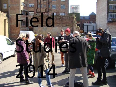 Field Studies 2014