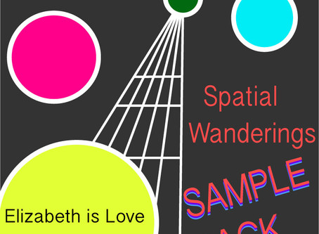 Spatial Wanderings Sample Pack