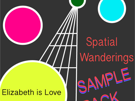 Spatial Wanderings Sample Pack