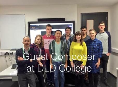 Guest Composition Workshop Leader @ DLD College