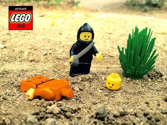 Lego ISIS