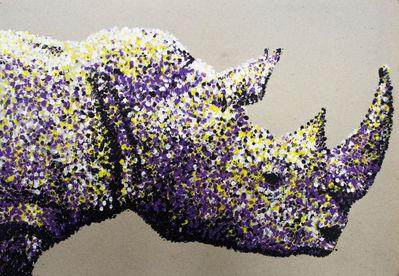 The acrylic rhino