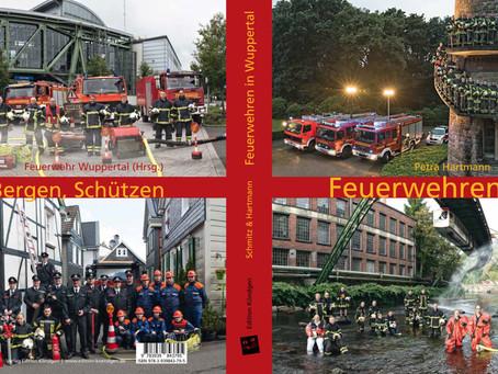 Buchpräsentation Bildband 'Feuerwehren in Wuppertal'