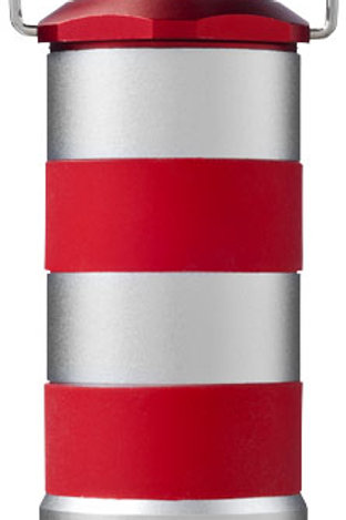 Lampe torche 1W Lighthouse, rouge