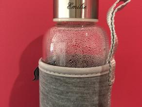 Gravure sur bouteille en verre