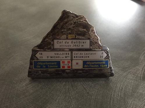 Rocher Col du Galibier