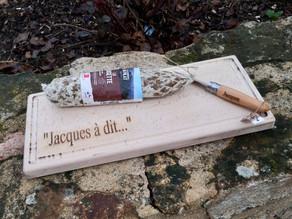 Gravure sur planche en bois