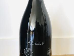 Gravure sur bouteille