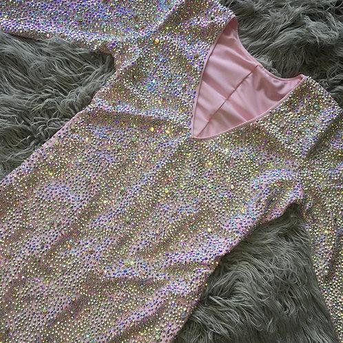 Fantasy Pink Dress