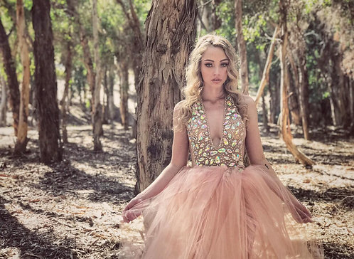 Luxe Femme Dress