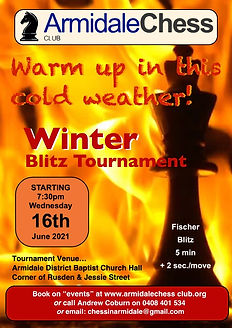 Winter Tournament 2021 flyer (16 June 20