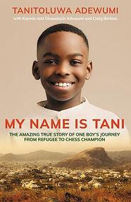Book - My Name is Tani