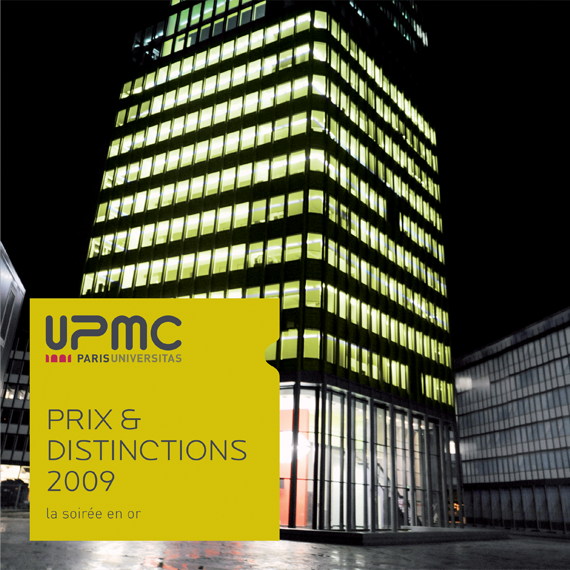 UPMC Prix & distinctions