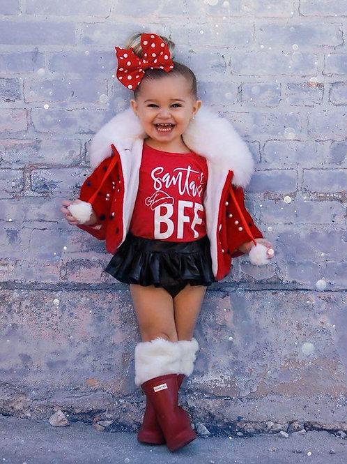 Little Girls Fur Coats
