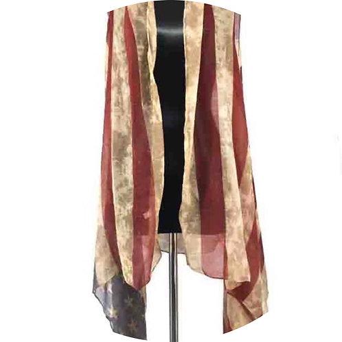 Super Light Weight Americana Vest