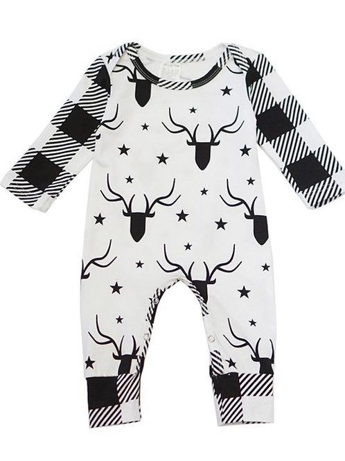 Infant Baby Deer Romper