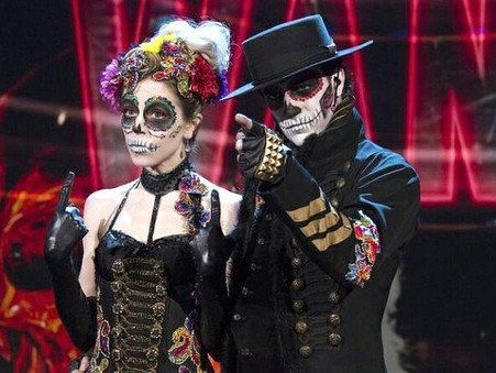 Halloween Night Isn't the Same Without Mark Ballas on 'DWTS'