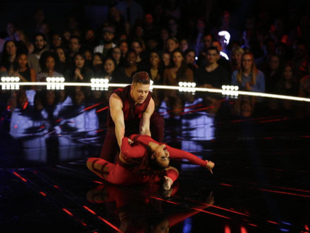 Luka & Jenalyn Share Their Trials And Tribulations On 'World Of Dance'