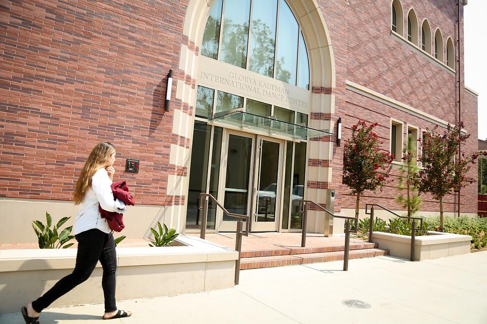 usc Kaufman school exterior