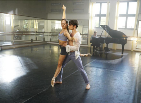 Get Ready for Fall's Hottest Dance Movie: 'High Strung: Free Dance'