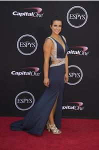 Victoria Arlen blue gown ESPYS