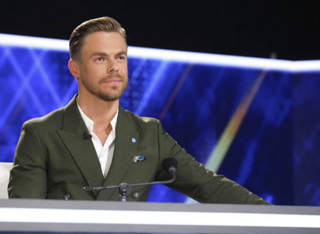 3 Ways Derek Hough Wrote His Blueprint for Success in Dance