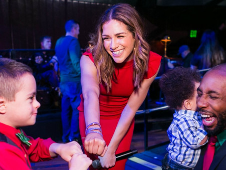 tWitch & Allison Holker's Dance for Kids Charity Shines a Bright Light
