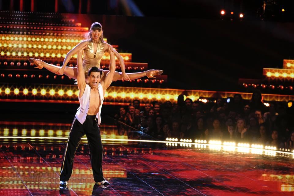 DNA dancing world of dance