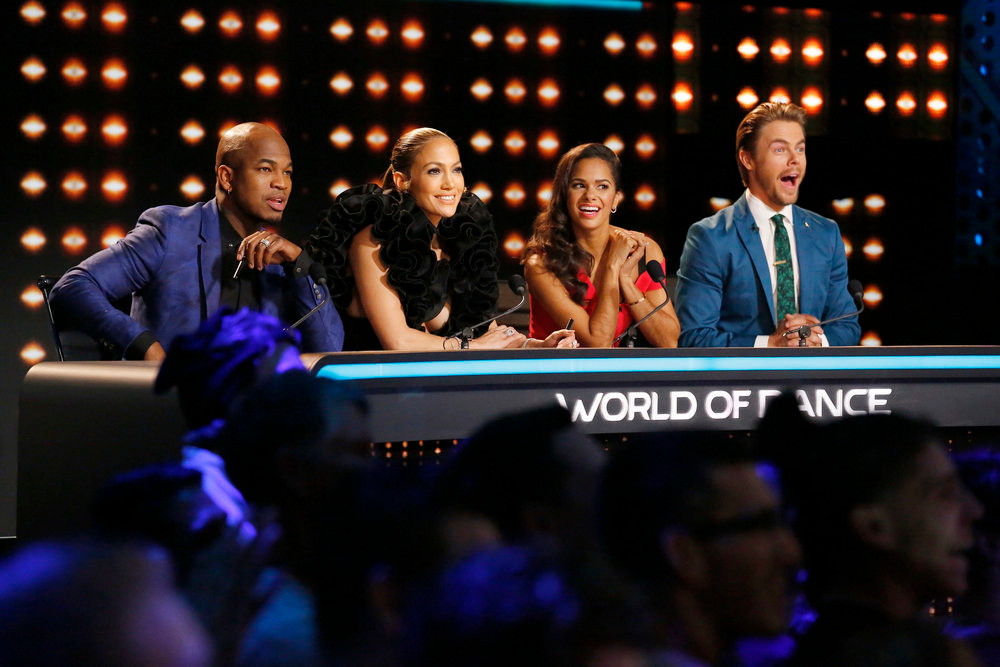 World of Dance Judges