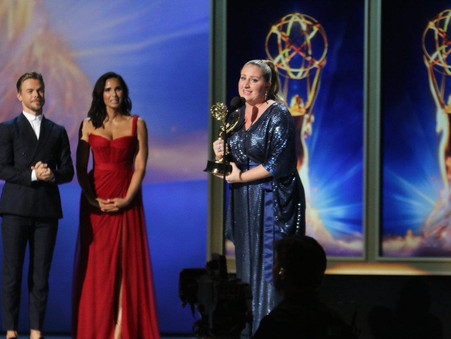 Mandy Moore's Sweet Emmy Win For 'So You Think You Can Dance'