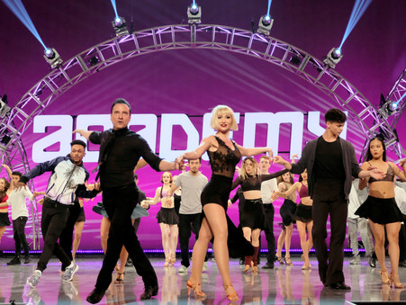 A Behind-The-Scenes Look At 'SYTYCD' Academy Week