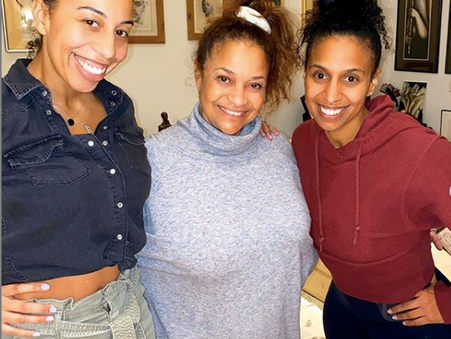 The Major Ways Debbie Allen Inspired Chloe & Maud Arnold