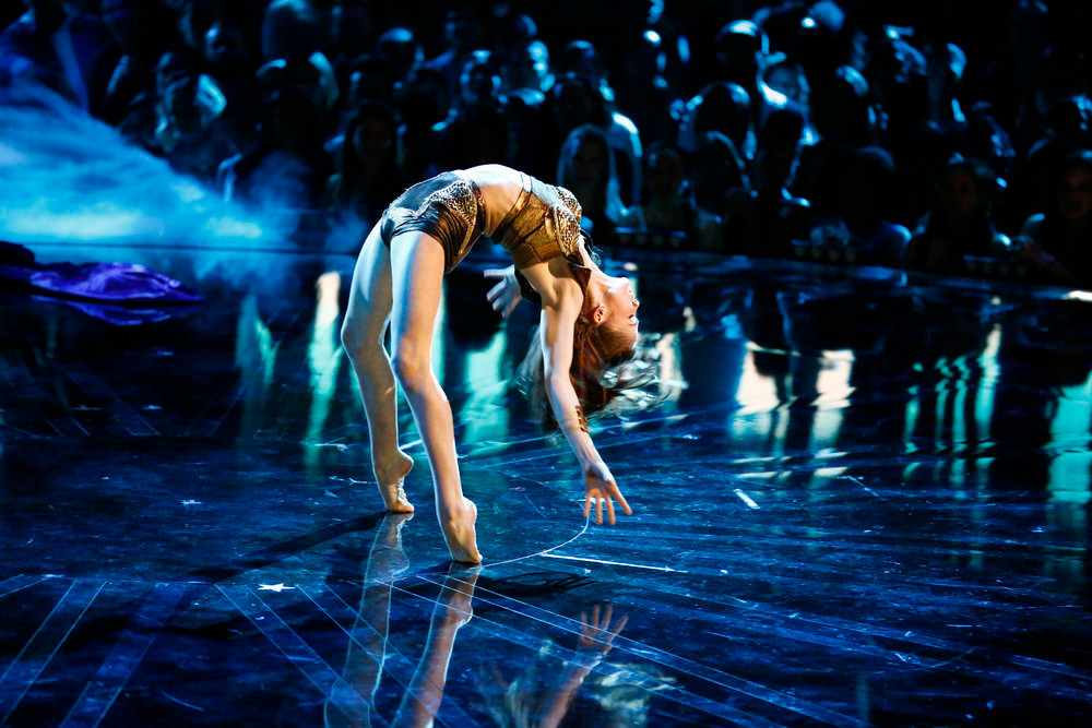 Eva Igo -World of Dance