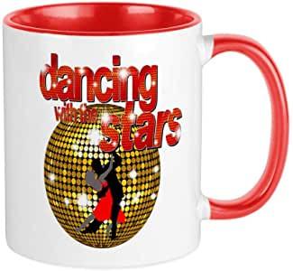 DWTS coffee mug