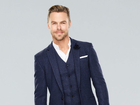 Derek Hough Is Headed to NBCUniversal's Fan Festival — Peacock Live!